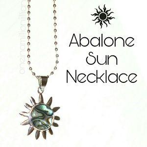 Abalone Sun & Sea Necklace